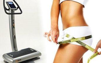 Cvičení na vibroplate! Procvičte si všechny svaly vašeho těla, zformujte postavu a odbourejte celulitidu!