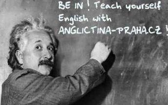 Zdokonalte se v cizím jazyce a navštivte kurz ANGLIČTINY nyní s 69% slevou! Zakupte si voucher za pouhých 149 Kč a absolvujte TŘÍMĚSÍČNÍ KURZ s vyškolenými lektory za mimořádnou cenu 1350 Kč! Splňte si své přání a konečně se naučte anglicky!
