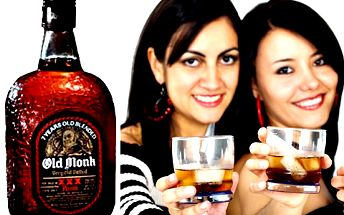 Rum Old Monk pro ty nejnáročnější! Pokud si potrpíte na kvalitu a tradici, jistě si zamilujete tento božský nápoj až z daleké Indie!