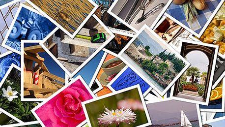 Nechte si vytisknout nejoblíbenější snímky z vašeho digitálního fotoaparátu na papír Kodak! Získáte 49 ks za akční cenu a vybírat můžete ze 2 formátů