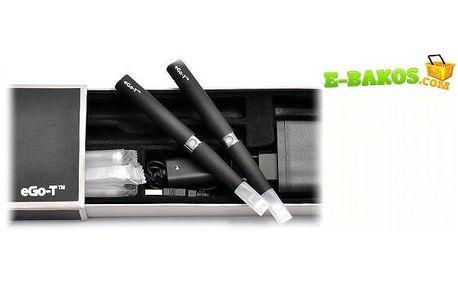 E-cigareta eGo-T! 1100mAh nejlepší NOVINKA a ještě lepší CENA, která se dá na trhu v ČR a SR koupit v oblasti e-kouření a poštovným v ceně !