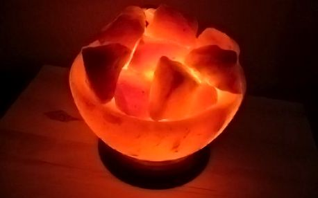 Originální solný ohnivý pohár vám dopřeje chvíle plné harmonie a odpočinku. Blahodárné účinky se projeví klidem a totálním potlačením stresu!
