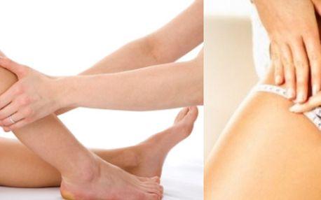 Ruční lymfatická masáž dolních končetin v délce 60 minut za 250,- Kč! Těžké oteklé nohy i celulitida jsou minulostí. Blahodárné dotyky nastartují Váš lymfatický systém a pomohou s nejrůznějšími potížemi.