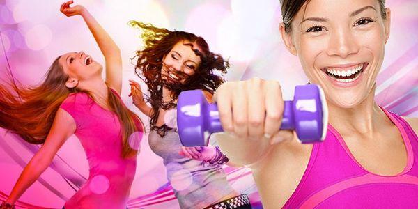 Fitness cvičení v příjemném prostředí s energickou 51-ti % slevou! Dejte si do těla v 5-ti lekcích a vytvarujte svou figuru pod vedením kvalifikovaných lektorů s bohatými zkušenostmi!