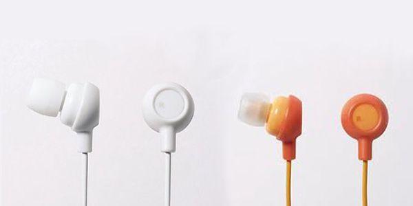 89,- Kč za ovocná stereo sluchátka! Borůvky nebo maliny? Lehký a stylový design pro Vaši hudbu! Sleva 55%!