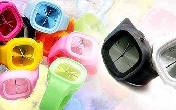 Nabídka pro skvělý COOL outfitový doplněk! Silikonové hodinky SSCOM jsou správnou volbou! Skvělá cena včetně poštovného!