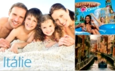 POZOR! Zájezd do ITÁLIE pro 4 OSOBY NA TÝDEN již od 6980 Kč! Cena obsahuje 7 NOCÍ a 8 DNÍ ve vlastních bungalovech přímo u nádherné pláže! Zakupte si voucher za pouhých 99 Kč a získejte tak až 40% slevu!
