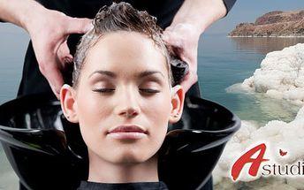 Dopřejte své vlasové pokožce luxusní péči díky BOMK šamponu, kondicionéru nebo bahennímu zábalu v A Studiu Zlín za pouhých 229 Kč s HyperSlevou 50 %