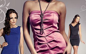 Slevový poukaz ve výši 50% na šaty inspirované francouzskou módou za pouhých 99 Kč! Na výběr máte z mnoha střihů i barev! Neváhejte a oživte si svůj šatník!