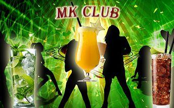 5 koktailů 0,4l dle vlastního výběru v cocktail a music baru nedaleko centra Prahy! Hudební párty až do rána!