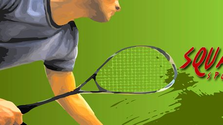 Pronájem squashového kurtu na hodinu za 59 Kč! K dispozici všechna časová pásma! Platnost voucheru do 1.10.2012!