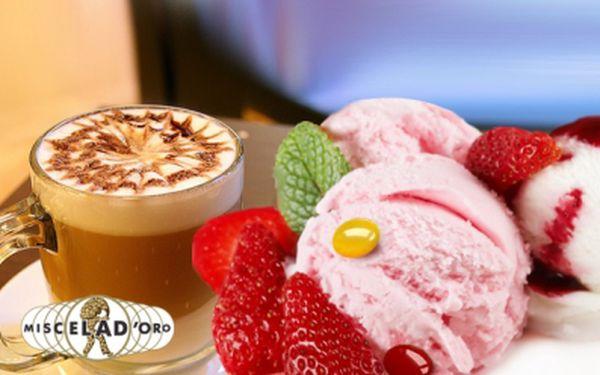 Vemte děti na pohár! S naší nabídkou za neskutečných 31 Kč si pochutnáte na KÁVĚ dle vlastního výběru a Vaše dítě na POHÁRU s vanilkovou zmrzlinou a lentilkami!