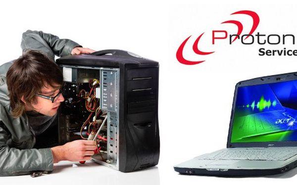 Servisní služby počítačového technika pro Váš počítač, notebook nebo domácí domácnost za 499 Kč s dopravou po Praze v ceně se slevou 73%!