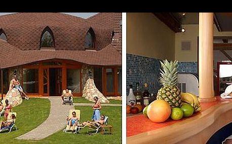 Načerpajte energiu v 3* hoteli Piroska Superior a užite si 4-dennú wellness dovolenku v kúpeľoch BÜK v Maďarku pre 2 osoby vrátane bohatej polpenzie, teraz so 49% zľavou.