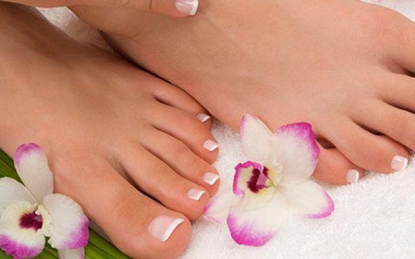 5,80 eur za mokrú pedikúru s lakovaním nechtov a masážou chodidiel. Pripravte si nôžky do letných sandálok so zľavou 60 %!