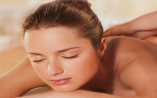 Uvolňující klasická masáž zad, šíje a beder (30 min.) - úleva pro Váš organismus!