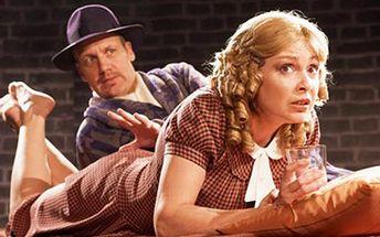 Špatná ženská - Roger O. Hirson Crazy komedie s krimi zápletkou aneb jak přežít manželství a neunudit se k smrti. V hlavních rolích se představí Ilona Svobodová a David Matásek.
