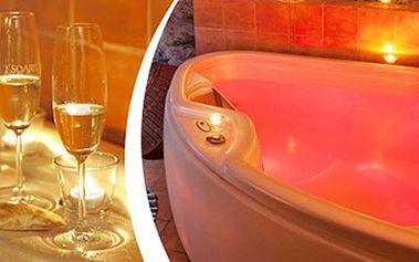 3 DNY WELLNESS pobytu pro 1 osobu s polopenzí v Krkonoších Dopřejte svému tělu saunu, vířivou vanu a relaxační koupel - pivní, bylinnou, solnou. Pobyt zahrnuje také ubytování na 3 dny, polopenzi a welcome drink.