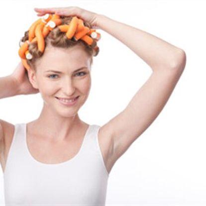 20 ks NATÁČEK papiloty 20 kusů ohebných natáček na vlasy - papilotů. Snadné užití a měkký materiál, díky kterému můžete vykouzlit účes i přes noc. Ohromte přirozeně vypadající vlnitou hřívou.