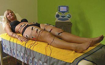 60 minutová terapie na unikátním přístroji Divinia za skvělých 199 Kč! Zpevněte své povolené svalstvo, zbavte se přebytečných centimetrů na objemu i celulitidy! Díky posílenému svalstvu zapomeňte na bolesti zad. Můžete se těšit na svou novou, skvěle tvarovanou postavu, kterou získáte díky unikátnímu přístroji Divinia, jedinému v celé České republice. Nápoj a konzultace zdarma! Zhubněte do plavek s fantastickou slevou 51 %!
