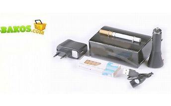 ŠETŘETE NEJENOM SVOJE ZDRAVÍ, ALE I PENÍZE! 2 klasické cigarety + 10x náplň + 2x baterie + 2x atomizer + adaptér do sítě i do auta! To vše za SUPER CENU!