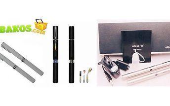 E-cigareta eGo-W! 1100mAh je To nejlepší, co se dá na trhu v ČR a SR koupit v oblasti e-kouření a poštovným v ceně ! Nyní za ještě lepší CENU!