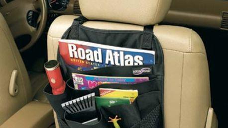 Kapsa CAR SEAT ORGANIZER na zadní stranu sedadla za pouhých 129 Kč