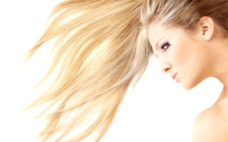 Prodloužení, zhuštění, promelírování vlasů (60 pramenů, kvalitní pravé evropské vlasy (spousta odstínů), 40cm) + styling + konzultace zdarma - prodlužování v Kadeřnictví Hořovice