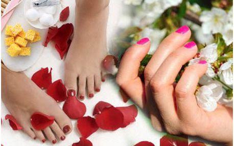 Balíček SPA manikůry a pedikůry. Preventivní, léčebná a kultivující péče, která je zároveň vyjimečným relaxačním prožitkem.