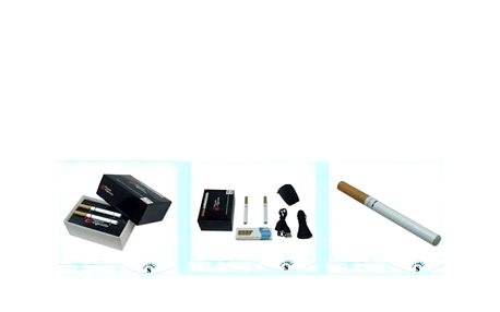 Klasická E-cigareta za pouhých . . . 350,- Kč