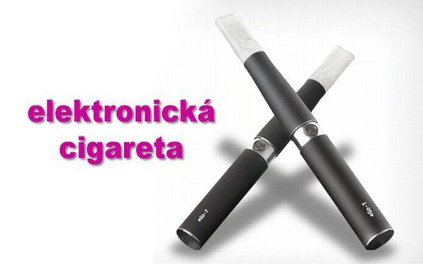 Luxusní E - CIGARETA eGo - T vč. poštovného za 699 Kč! NEJNIŽŠÍ CENA NA TRHU! Elektronická cigareta eGo-T = elegantní a zdravé e-kouření ve dvou variantách!