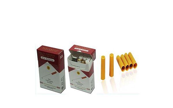 Klasická E-cigareta za pouhých . . . 325,- Kč