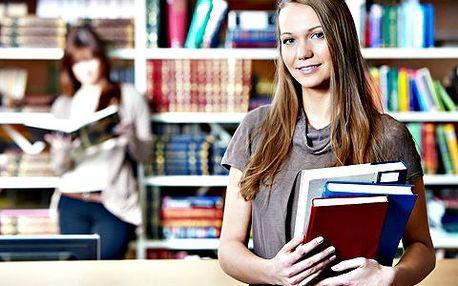 3 lekce jazyků u vás doma! Zvolte si jazyk a lektor za vámi přijede až domů. Na kurzu mohou být dva studenti!