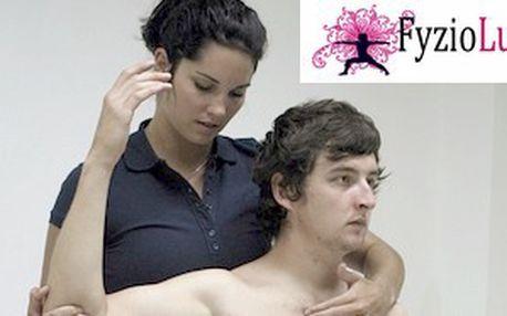 Zdravá záda a zdravý pohybový aparát! Fyzioterapie