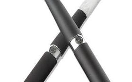 ŽIJTE ZDRAVĚ a skoncujte s kouřením: KOMPLET 2 E-CIGARET eGo-T, USB nabíječka + adaptér pro síťové nabíjení