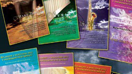 RELAXUJTE S NEJZNÁMĚJŠÍMI SVĚTOVÝMI HITY V INSTRUMENTÁLNÍCH ÚPRAVÁCH NA 8CD MYSTERIA! Na sólové nástroje s doprovodem skupiny hrají známí domácí interpreti. JEN 179,- Kč