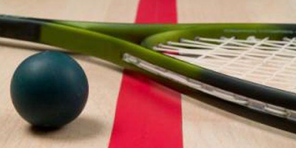 89 Kč za 60 min. hry RICOCHET - rychlejší forma squashe na kurtu se stropem. Více herních variant a účinné a zábavné hubnutí!