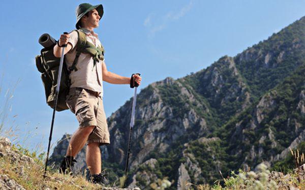 Pouze 299 Kč za trekingové hole s odpružením, které šetří Vaše klouby a energii. Zároveň zajišťují správnost držení Vašeho těla na jarních procházkách v přírodě.
