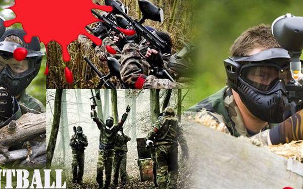 Paintball v Praze! Využijte skvělou akci s kompletním vybavením, ochrannými pomůckami, oděvy, instruktáží a 100 kusy střeliva. Zažijte pořádný adrenalin s 60% slevou!