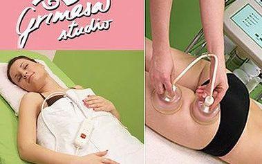 Baňková masáž a zábal! Bojujte proti celulitidě celých 50 minut baňkovou masáží a zábalem se slevou 50 %!