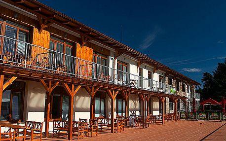 Luxusní jarní wellness pobyt u Lipenského jezera pro 2 osoby na 3 dny