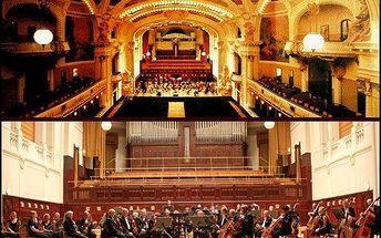 Koncert Dvořáka a Brahmse! Velikáni klasické hudby v Obecním domě. Exkluzivní vstupenky do 1. pěti řad!