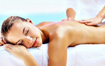 45minutová sportovní masáž chodidel, nohou zezadu, šíje a zad vám uleví od bolesti, napětí i stresu. Dopřejte si zaslouženou relaxaci