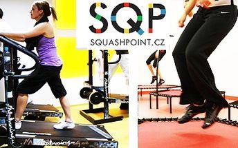 Pouze 55 Kč za lekci cvičení ve Squash Pointu. (Bosu bodyform, Power yoga, yoga pro těhotné, Spinning, Fitbox, Alpinning) 10 vstupů za 550 Kč.