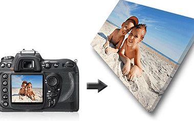 OBRAZ z vlastní fotografie 60x40cm Výroba fotoplátna z vlastní fotografie a jeho upevnění na rám v rozměrech 60x40cm. Možnost dvojnásobné velikosti. Vyzdobte si interiér stylově a plně dle svého vkusu.