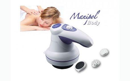 Skvělý a účinný masážní přístroj Manipol Body za senzačních 399 Kč včetně balného a poštovného!