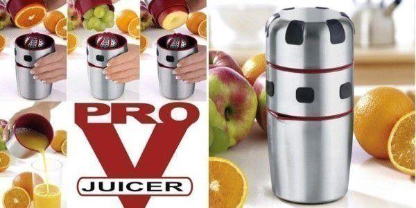 Pro V Juicer odšťavňovač ovoce a zeleniny