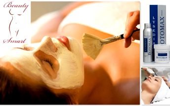 Omládněte o několik let díky revitamaxové nebo botomaxové masce za pouhých 555 kč! V ceně je omlazení pleti pomocí ultrazvuku a fotoomlazení! Vše ve vyhlášeném studiu beauty smart!