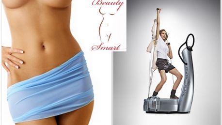 Nastartujte svoje tělo k pořádnému spalování! A to pomocí oblíbené VIBRAČNÍ PLOŠINY a HUBNOUCÍHO ZÁBALU dle vašeho výběru. To vše ve studiu Beauty Smart za neskutečnou cenu 119 Kč!!