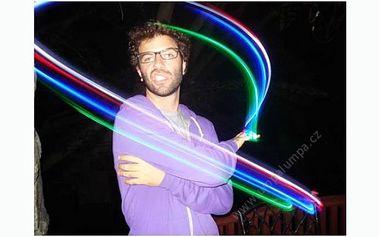 LED FINGER LASER – svítící prsty za pouhých 49,- Kč! Buď in na každé párty nyní se slevou 75 %!
